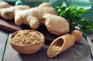 Ingwer ginger Heilpflanze
