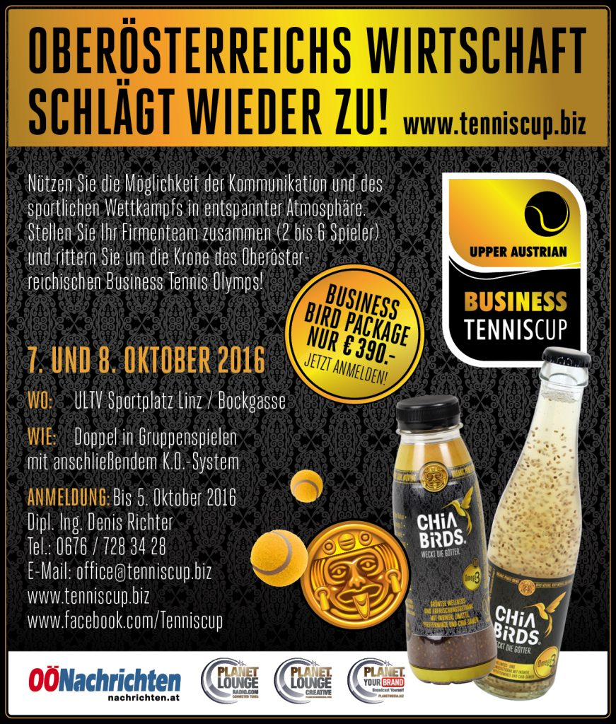 Upper Austrian Business Cup_Tennis