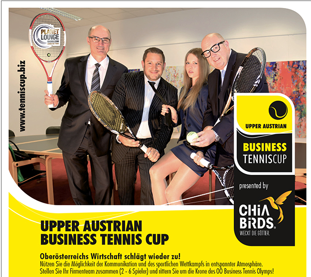 upper austrian business tennis cup