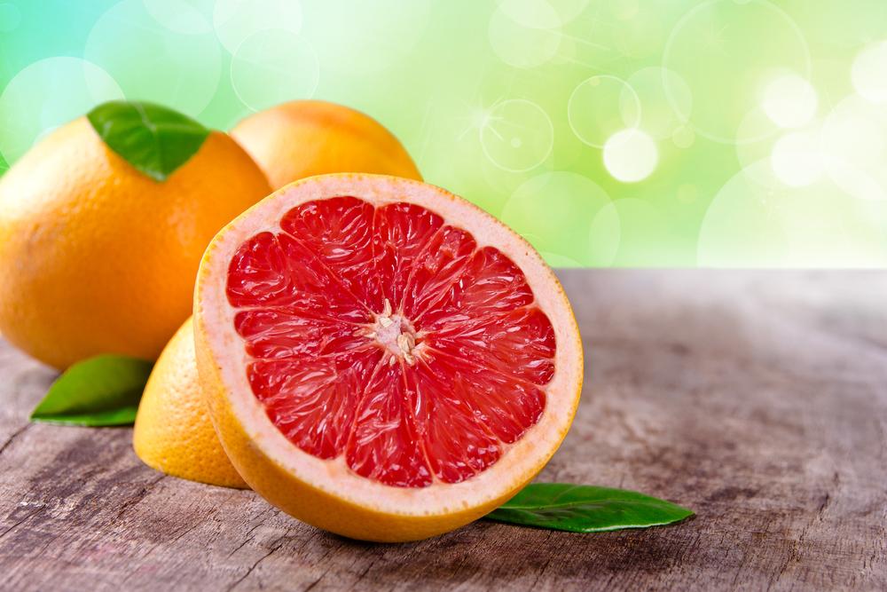 grapefruit fat burning foods chia drink