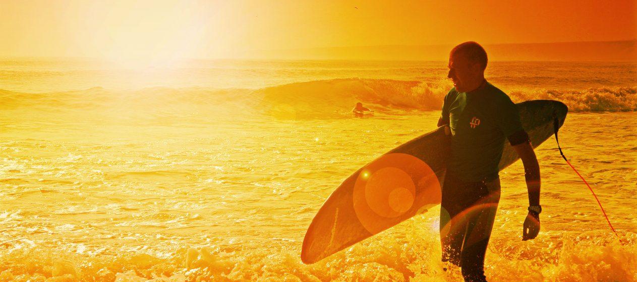 neoprene love Meer surfen